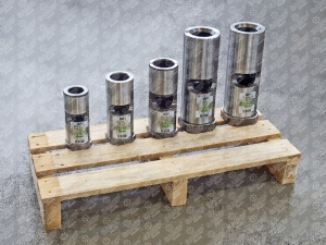 MONTABERT - Bushings suitable for the SC Silver Clip Range